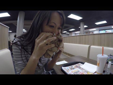 Burger King в Америке, фаст фуд