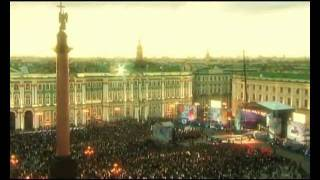 "Moving Heroes - ""Low-down World"" (Live Palace Square 2009)"