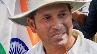 Sachin Tendulkars Farewell Speech at Wankhede Stad