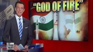 India's AGNI-V ICBM Missile puts sacrificing China within striking distance (Apr 19, 2012)