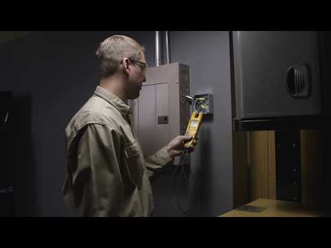 How to use the Fluke T6 Electrical Testers -  Safely Measure Voltage Without Test Leads