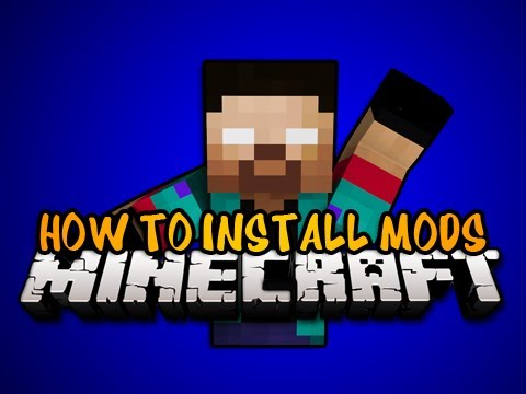 How To Install Mods For Minecraft 1.7.2 [With and Without Forge]