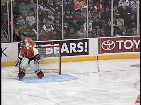 Hershey Bears vs. Adirondack Phantoms - January 3, 2010 Video