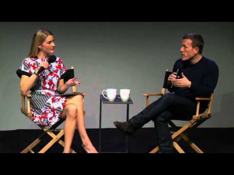 Scott Schuman of  The Sartorialist  with Kinvara Balfour