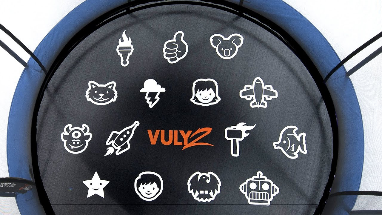 vuly thunder basketball hoop instructions