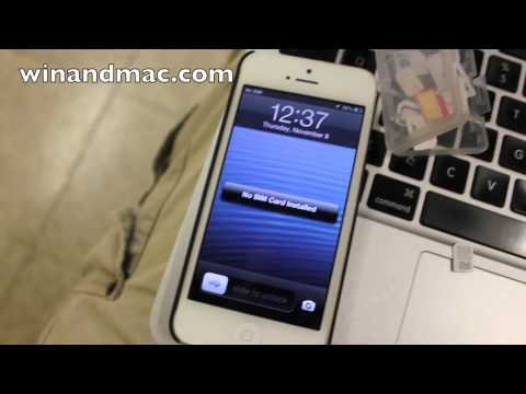 iPhone 5配合PCCW 4G LTE全港率先試 - winandmac.com