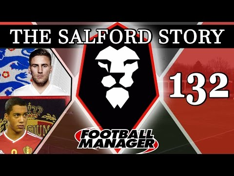 The Salford Story | Part 132 | EUROPA TRANSFERS | Football Manager 2016