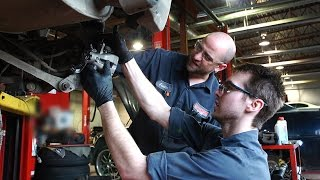 Occupational Video - Automotive Service Technician