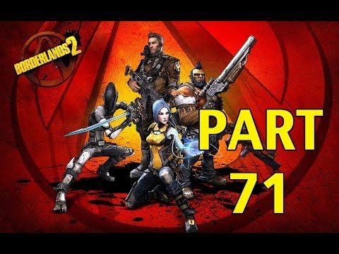 Borderlands 2 Cooperative Walkthrough PT. 71 - The Lost Treasure
