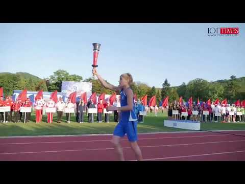 Президентские спортивные игры 2014-16