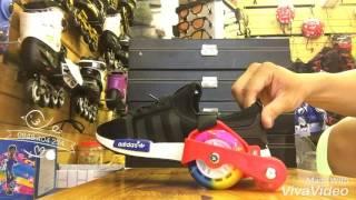 Giày Trượt 2 bánh gót ( Flashing Roller Skate ) - GiayPatinVn.Com