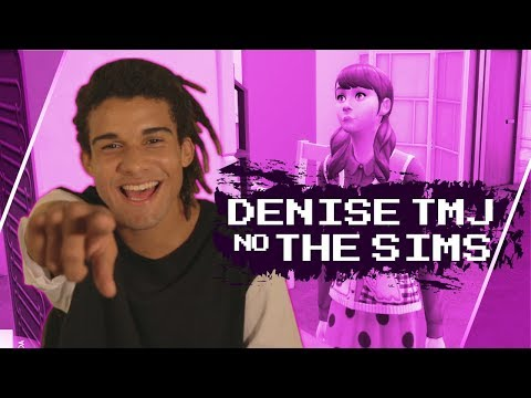 DENISE TMJ MAL VESTIDA? - GAMEPLAY THE SIMS 2