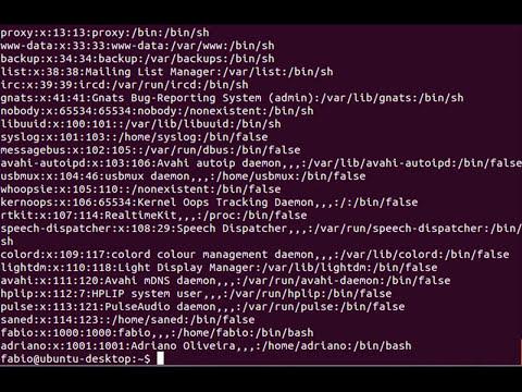 Comandos Básicos Linux 02 - touch, cut, timestamp