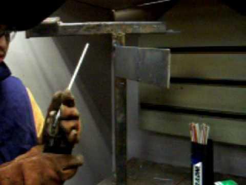 Rookie Welder is Getting Better / 3G Stick Welding (SMAW)