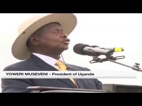 Anti-Gay prayers; Museveni: