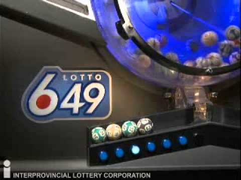 Lotto 6/49 Draw August 7, 2013