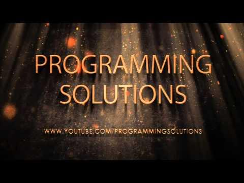download lagu Programming Solutions - C Language Lessons - Sunscribe & gratis