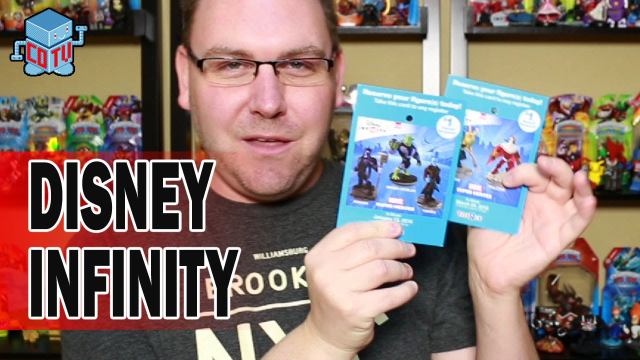 New Disney Infinity Characters Coming Out Disney Infinity 2.0 New