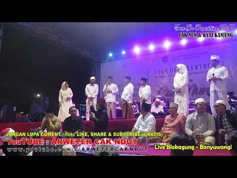 CAK NUN Sholawat Badar TERBARU 26 November 2017 LIVE BLOKAGUNG