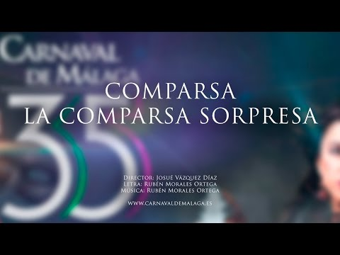 """Carnaval de Málaga 2015 - Comparsa """"La comparsa sorpresa"""" Semifinales"""