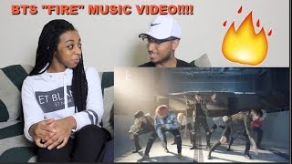 "Download Lagu Couple Reacts : BTS ""Fire"" Music Video Reaction!!!! Gratis STAFABAND"