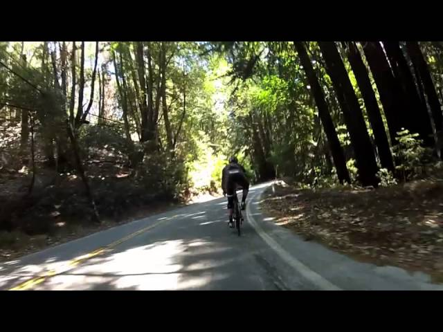 Canary Challenge Cycling Tips: An Exciting How to Descend Video