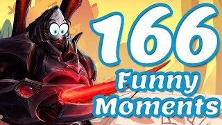 Heroes of the Storm: WP and Funny Moments #166