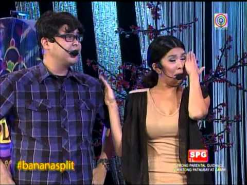 'Banana Split' spoofs Barretto family feud