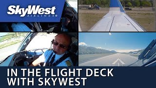 SkyWest Airlines First Class Careers