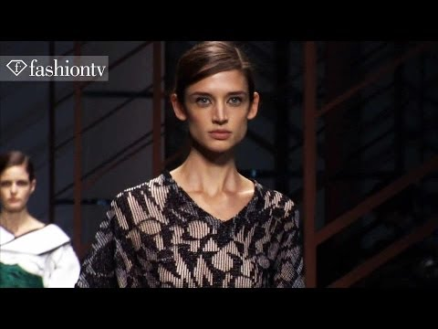 Missoni Spring/Summer 2014: Designer at Work Angela Missoni | FashionTV