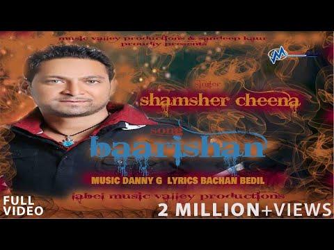 Baarishan | Shamsher Cheena | Sudesh Kumari | Limousine | Full Official Video | Super Hit Song video