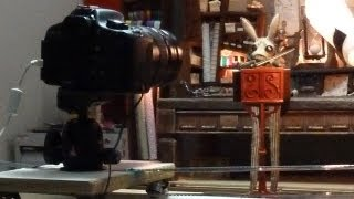 The Maker - Making Camera Dollies