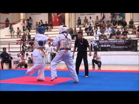 Kyokushin Karate Charity Tournament Image 1