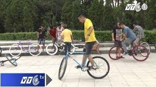 Thuần phục xe đạp không phanh Fixed Gear | VTC