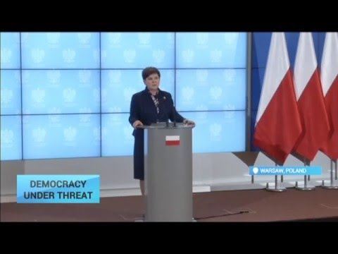 Warsaw Accused of Undermining Media Pluralism: Szydlo plays down EC probe into new laws