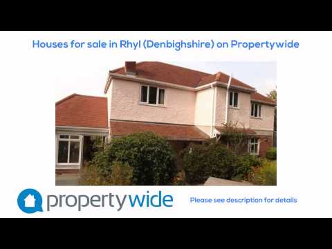Houses for sale in Rhyl (Denbighshire) on Propertywide
