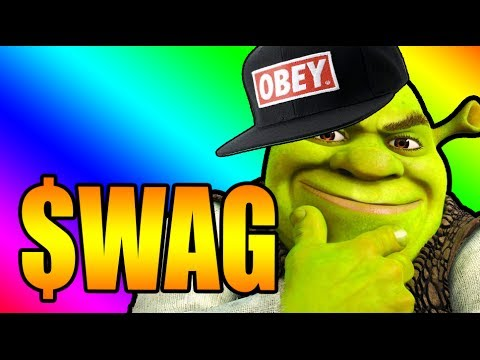 Shrek Has Swag
