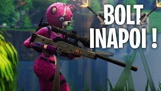 Sniper-ul BOLT *A REVENIT* in FORTNITE chiar AZI !!! *CD-ZUARIM* COD SHOP