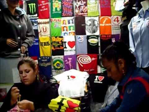 Gamarra   Polos Publicitarios, Ropa Publicitaria J&E en Gamarra Perú