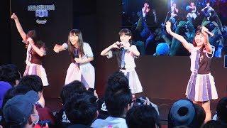 20180203【CROWN POP】ICHIBAN JAPAN 日本館演出