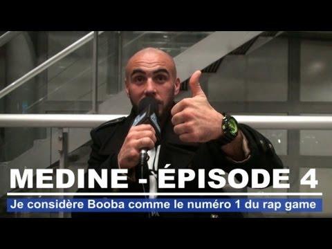 Medine  - Je considère Booba comme le numéro 1 du rap game