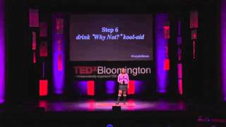 How to design a life of yes!: Saya Hillman at TEDxBloomington