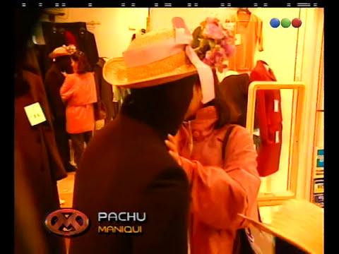 El maniquí con Pachu - Videomatch