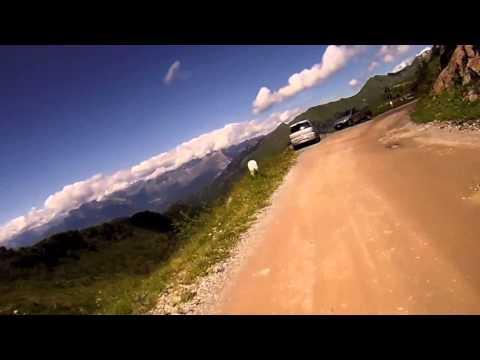 Dal passo Maniva al passo Crocedomini - Yamaha YZF-R1 - 17.08.2014
