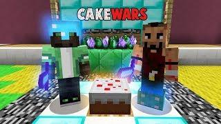 ¡HA LLEGADO CAKEWARS ÉPICO! 😱🍰 EL NUEVO EGGWARS en MINECRAFT! - CAKEWARS Minecraft
