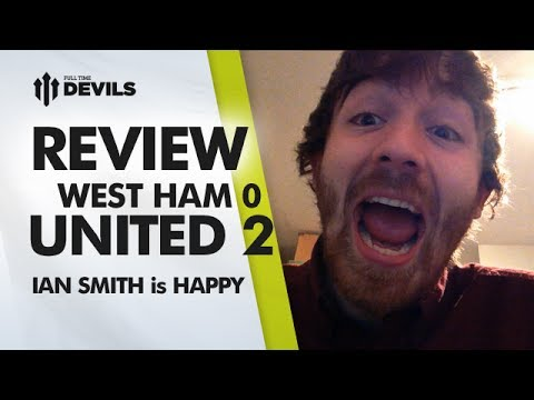 Sh*t Off! | West Ham 0-2 Manchester United | REVIEW