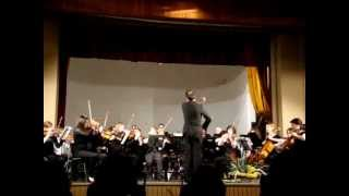 O Fortuna From Carmina Burana For Strings And Percussion
