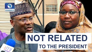 Amina Zakari Is Not Related To The President – INEC Chairman