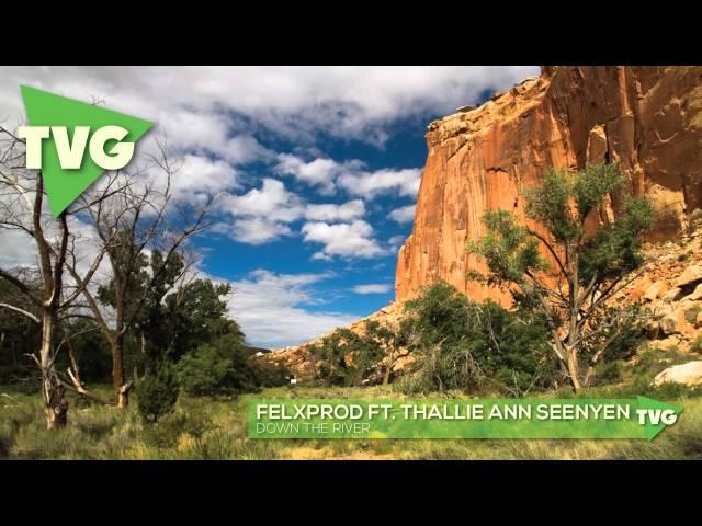 Felxprod ft. Thallie Ann Seenyen - Down The River