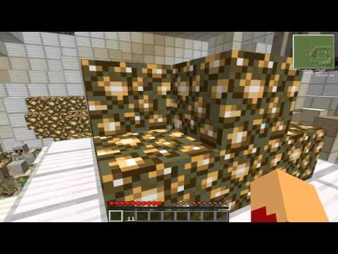 Minecraft - Fuga Selvagem - Meu Primeiro vídeo =D